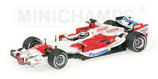 Toyota TF106 Jarno Trulli 2006 1:43 Model 400060008 MINICHAMPS