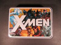 X-Men Playing Cards Set of 2 Decks Special Edition Tin Marvel Aquarius MINT NEW