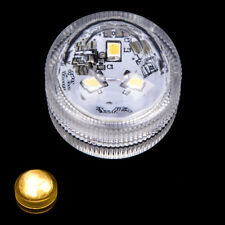 3 led submersible light battery waterproof underwater pool pond lighting ec