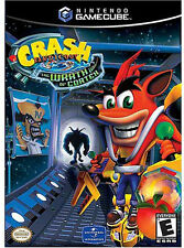 Crash Bandicoot Wrath Cortex Nintendo Gamecube