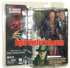 NECA CULT CLASSICS 2 FREDDY KRUEGER New Nightmare Nightmare on Elm Street Craven