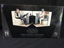 Star Wars Mos Eisley Cantina bookends Gentle Giant 2653/5000