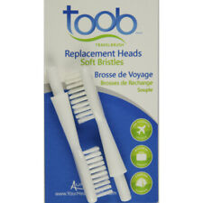 Aurelle Toob Travel Toothbrush Replacement Heads
