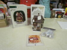 2002 Dept. 56 A Christmas Carol Dickens Village: Belle's House ~ Excellent!
