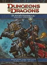 Player's Handbook by Wizards RPG Team (Hardback, 2008)