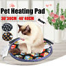 Pet Heating Pad Puppy Electric Heated Mat Blanket Dog Cat Whelping Warmer Bed