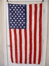 New listing Valley Forge 3' x 5' Nylon American Flag Sewen Stars Not Faded Made In The Usa