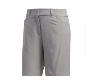 New Adidas 7-Inch Grey Golf Shorts Women's Medium - DU0796
