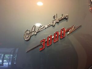 Best Quality Austin Healey 3000 1959-1967 trunk emblems pair new