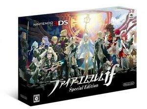 3DS New Nintendo 3ds Only Fire Emblem If Special Edition Japan
