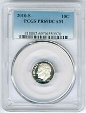 USA Roosevelt Dime 2010 S. (Silver) KM#195a, Proof
