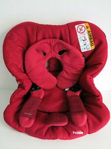 Maxi Cosi Pebble Ersatzbezug komplett Set Raspberry red