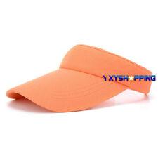 Mens Womens Sport Baseball Cap Snapback Hip-Hop Adjustable Bboy Summer Golf Hats