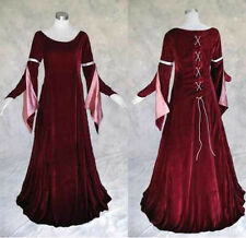 Medieval Renaissance Gown Dress SCA Costume Wedding 3X