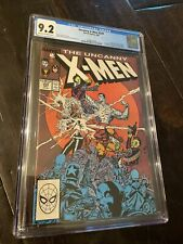 CGC 9.2 UNCANNY X-MEN #229 1ST APPEARANCE OF REAVERS NEW WOLVERINE MOVIE HOT!!