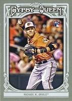 2013 Topps Gypsy Queen Baseball #85 Manny Machado RC Baltimore Orioles