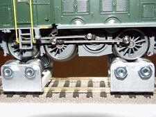 1 x Gleisrollenbock Rollenprüfstand Gleichstrom H0 DC / DCC von Bima-Modellbau