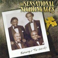 Songs to Edify by The Sensational Nightingales (CD, Jul-2003, Malaco)