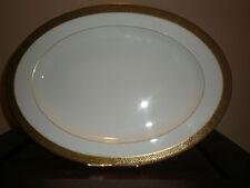"""Ralph Lauren Avenue Oval Platter 15"""" New No Box"""