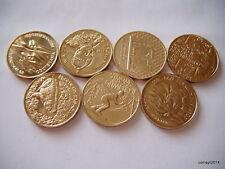 Poland 2 ZL Complete Set 7 Coins 1998 NG (Billig)