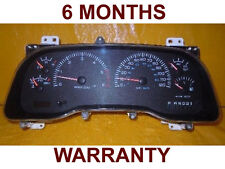 2000 2001 Dodge RAM 1500 2500 3500 Pickup Speedometer Instrument Cluster