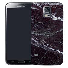 Étuis, housses et coques noirs Samsung Galaxy S5 en silicone, caoutchouc, gel pour téléphone mobile et assistant personnel (PDA)