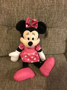 Fisher Price: Minnie Mouse talking plush soft toy