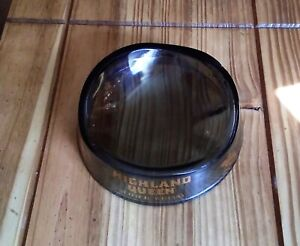 HIghland Queen Scotch Whisky Glass Ashtray