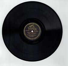 78T John PARIS Disque Phono DREAM - SENTIMENTAL JOURNEY - VICTOR Argentina RARE