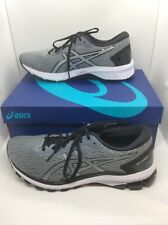 ASICS Mens GT 1000 9 Gray Running Training Athletic Shoes Sz 10 ZD-158