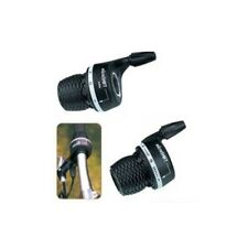 microSHIFT 21 Speed Bike Cycle Twist Grip Gear Shifters Shimano SRAM Compatible