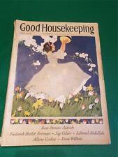 Good Housekeeping Magazine June 1934 Gaffron Cover Walt Disney Swinnerton