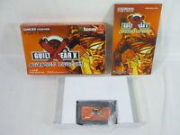 GUILTY GEAR X Gameboy Advance Nintendo GBA gba