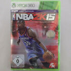 XBOX 360 - Microsoft ► NBA 2K15   Basketball 2015 ◄ NEU & OVP   dt.Version