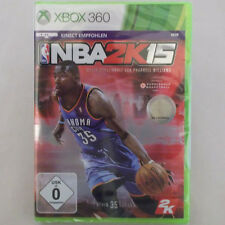 XBOX 360 - Microsoft ► NBA 2K15 | Basketball 2015 ◄ NEU & OVP | dt.Version