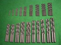 HSS  Kleinst-Bohrer  DIN 338//RN  Metallbohrer Auswahl  0,3-1,0 mm  Stahlbohrer