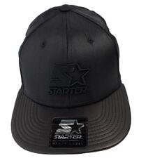 Starter Snapback Cap London / black