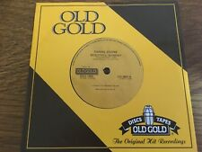 """Daniel Boone """"Beautiful Sunday & Truly Julie"""" 7"""" Old Gold Single EX CONDITION"""
