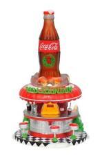 Department 56 North Pole Coca-Cola Soda Fountain #6002293 (Free Shipping)