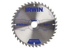 IRWIN - Circular Saw Blade 230 x 30mm x 40T ATB