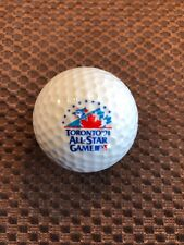 LOGO GOLF BALL-MLB..1991 ALL STAR GAME....TORONTO BLUE JAYS...ORIGINAL