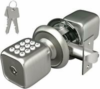 Turbolock TL-111 Digital Lock for Door Keypad Door Knob-Style for Keyless Entry