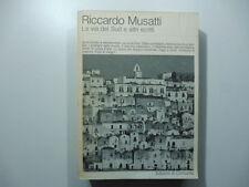 La via del Sud e altri scritti, R. Musatti, Edizioni di Comunita' 1972