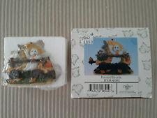 Charming Tails Figurine Haunted Hayride 85/883