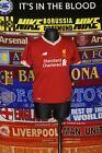 4.5/5 Liverpool boys 4-5 110cm 2017 125 years football shirt jersey trikot