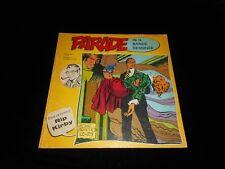 Parade de la bande dessinée 6 : Rip Kirby Editions des Remparts 1975