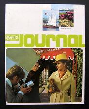 Original Maris Journal 1969 Vintage Fashion Advertising Booklet