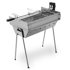 Electric Spit Roaster Rotisserie Range Charcoal BBQ Grill