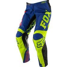 Fox Racing 180-14 Youth Girls Pants Black/Blue SIZE 10/26
