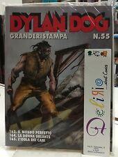 DYLAN DOG GRANDE RISTAMPA N.55 Ed. BONELLI SCONTO 15%